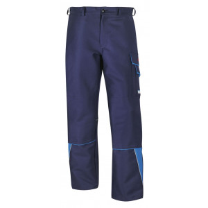 Multinorm-Bundhose, TOP LINE SAFETY, SECAN® SECURO, Atlas, ca. 360 g/m²