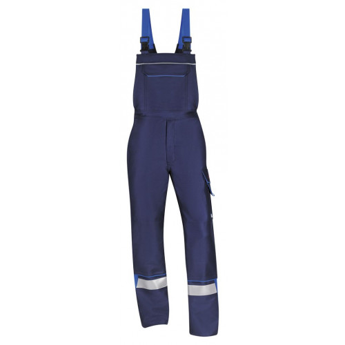 Multinorm-Latzhose, TOP LINE SAFETY, SECAN® SECURO, Atlas, ca. 360 g/m²
